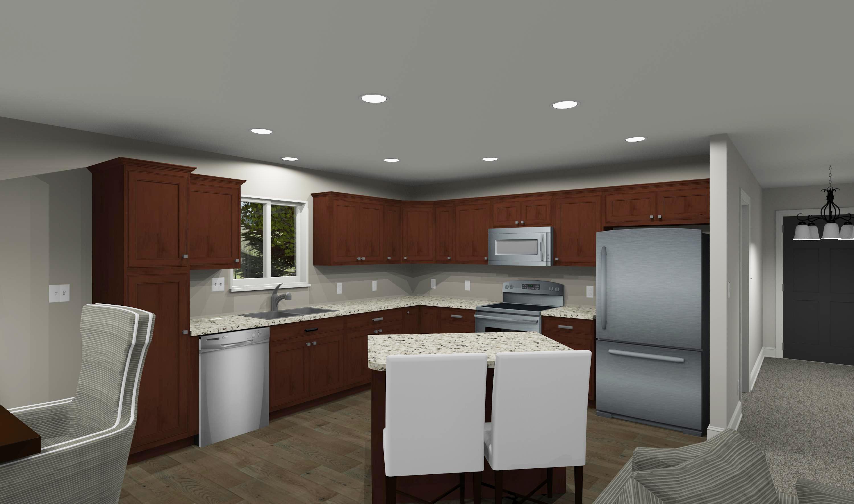 Matthew kitchen interior